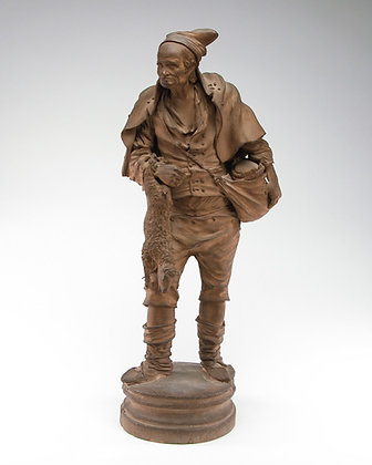 Italian Terra Cotta Figure of a Man