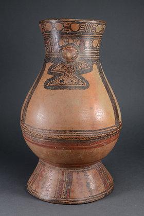 Pre-Columbian Pottery Vase