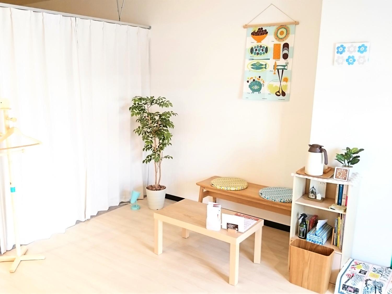 大野城マッサージ/癒しの職人/待合スペース