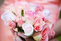 christie's bridesmaids bouquet