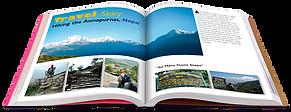 Photo book of family photos
