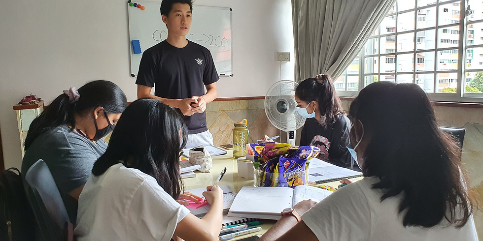 Combined Science Group Tuition