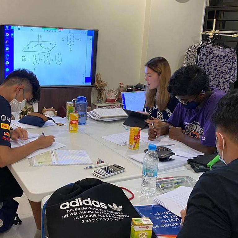 H2 Math Group Tuition
