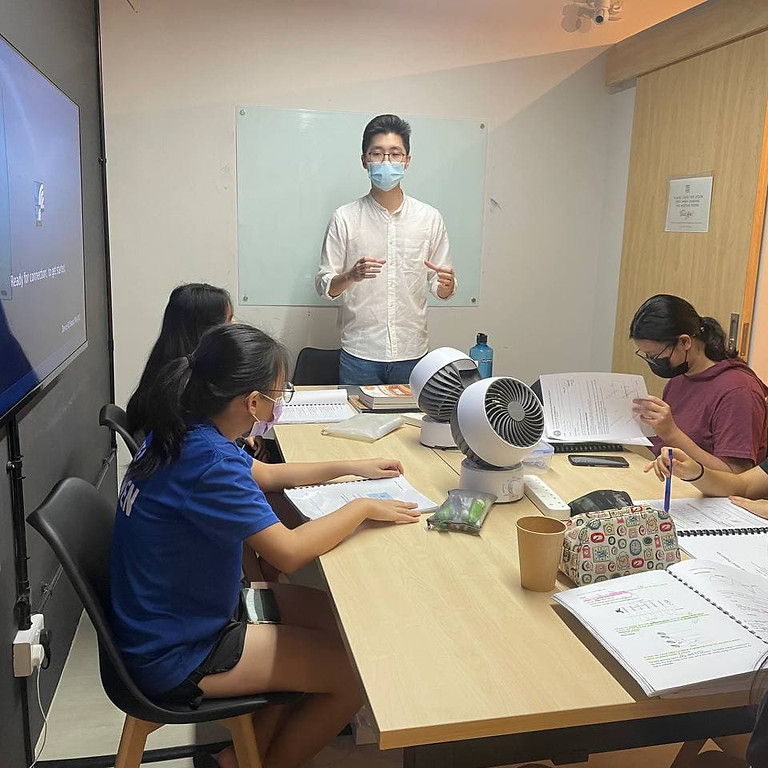 Combined Science (chem/phy) Group Tuition (Sec 3 in 2021 / Sec 4 in 2022)