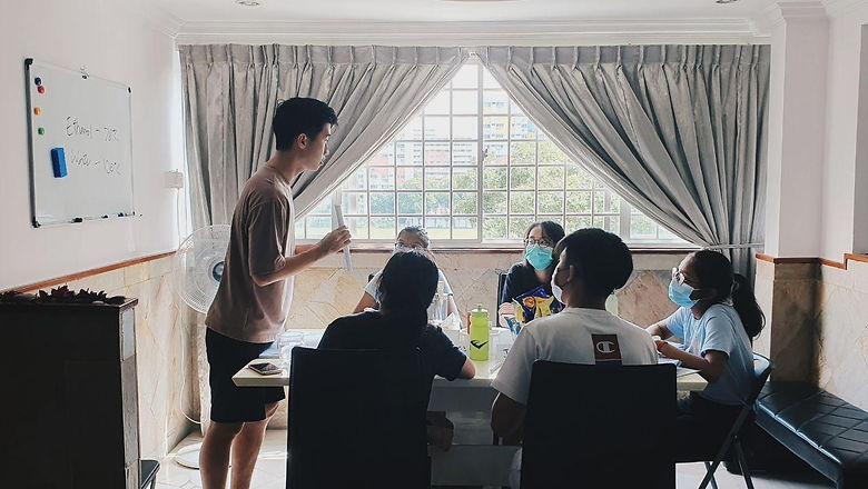 Group Tuition 1