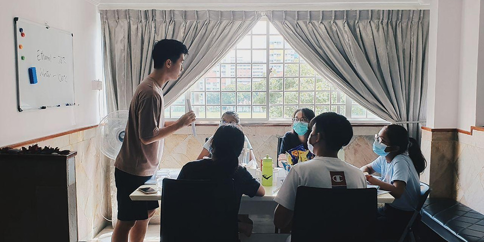 Chemistry & Physics Group Tuition