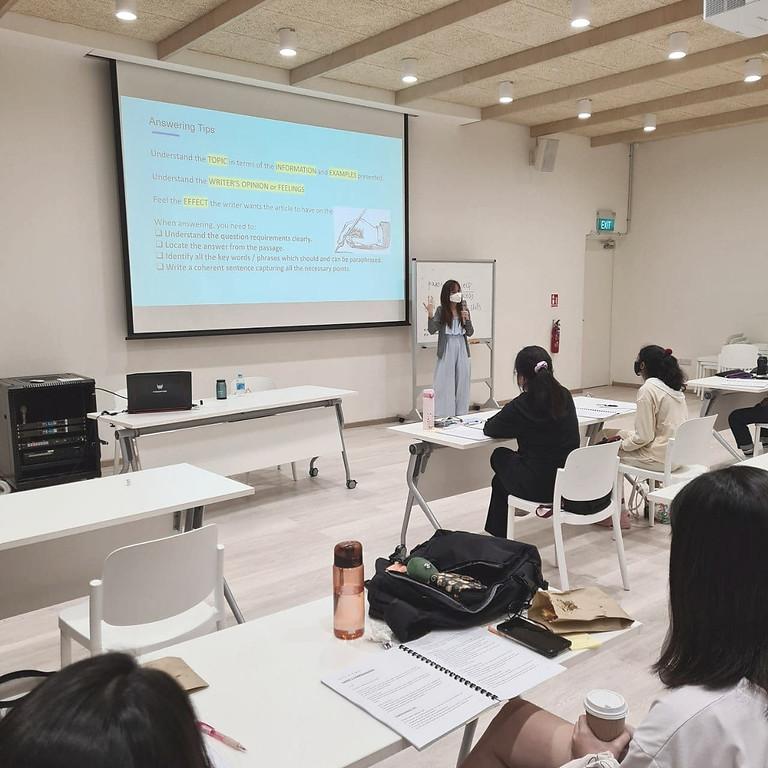 English Crash Course (Online)