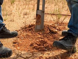 Sondagem de solo é base para dimensionar fundações e contenções
