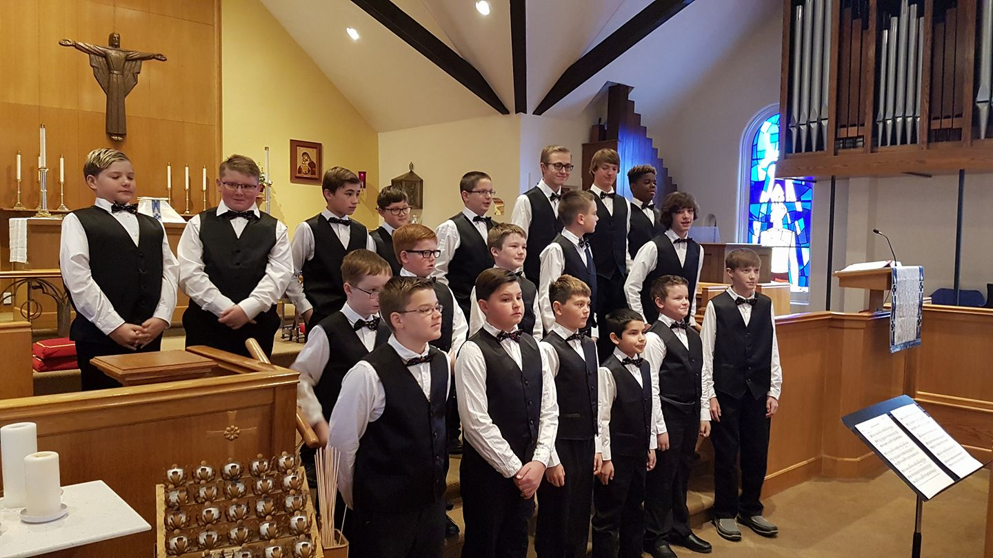Fortis Boy Choir
