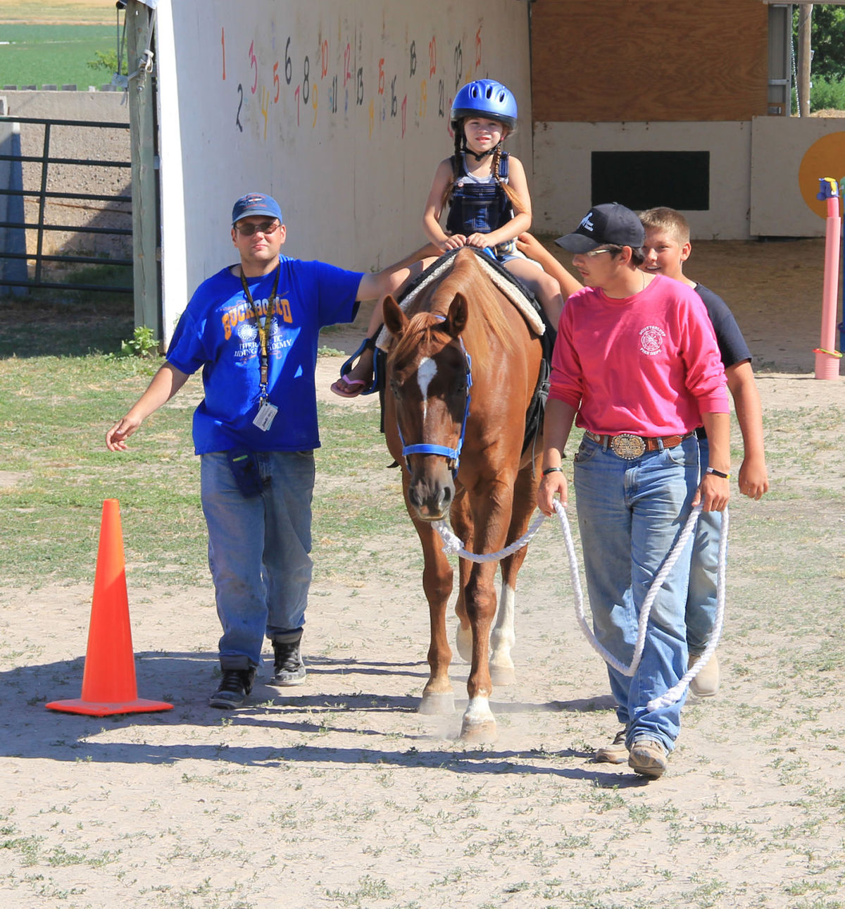 Buckboard Therapeutic Riding Academy