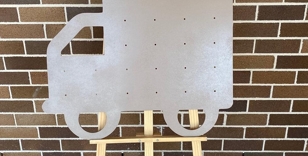 Truck Donut Wall