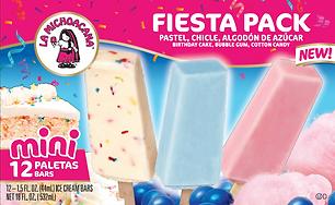 05105 - La Michoacana Mini Fiesta Pack P