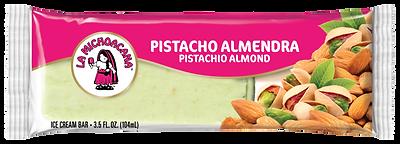 La Michoacana Pistacho Almendra Paleta Pistachio Almond Ice Cream Bar