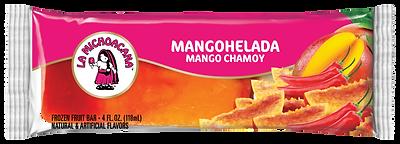 00068 - La Michoacana Mango Chamoy Paleta Mangohelada Frozen Fruit Bar