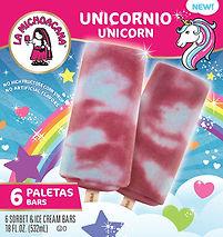 05104 - La Michoacana Unicornio Paleta U