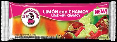 00010 - La Michoacana Limon con Chamoy P