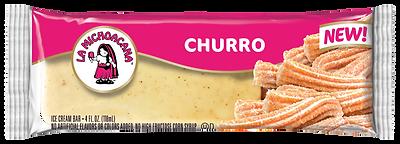 00017 - La Michoacana Churro Paleta Ice