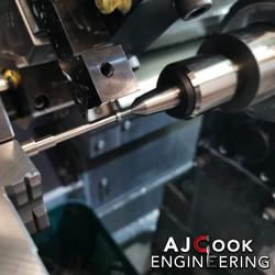 CNC Manufacturing Cambridgeshire