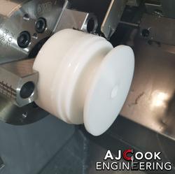 Hard Plastic Machining CNC Manufacturing