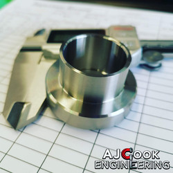 A J Cook Engineering Precision Machining Cambridgeshire