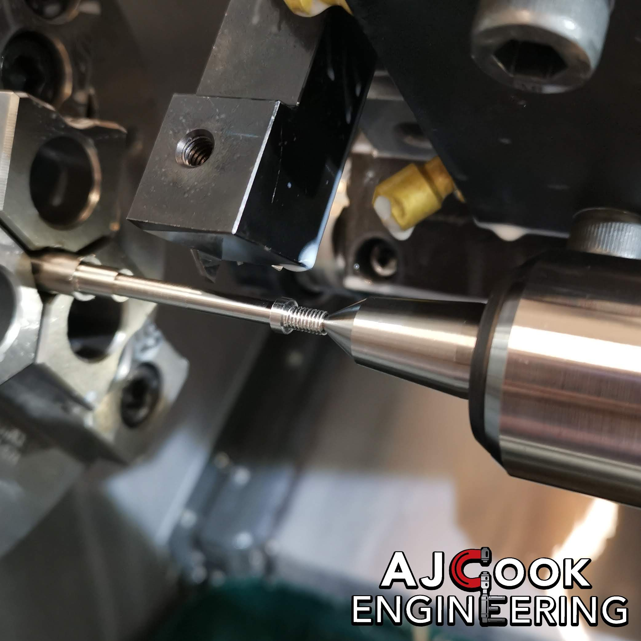 CNC Manufacturing A J Cook Engineering Limited Cambridgeshire CNC Manufacturing