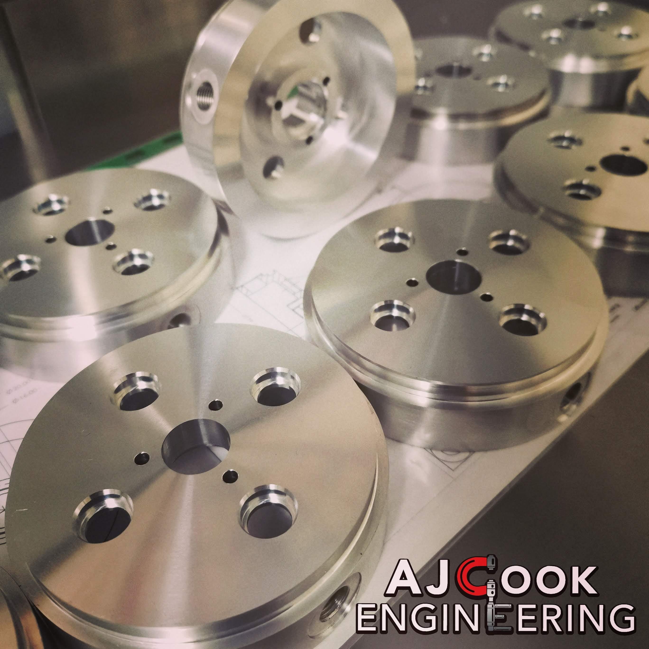 A J Cook Engineering CNC Machining Cambridgeshire Aluminium
