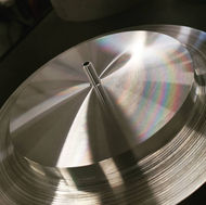 Aluminium alloy turning and milling