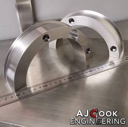 CNC Machining Precision Engineering Services A J Cook Engineering Limited