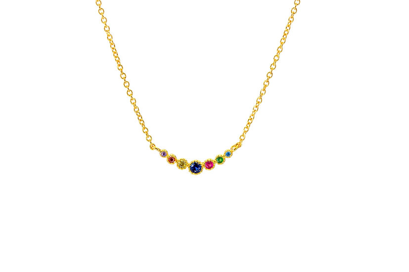 Color Therapy Necklace
