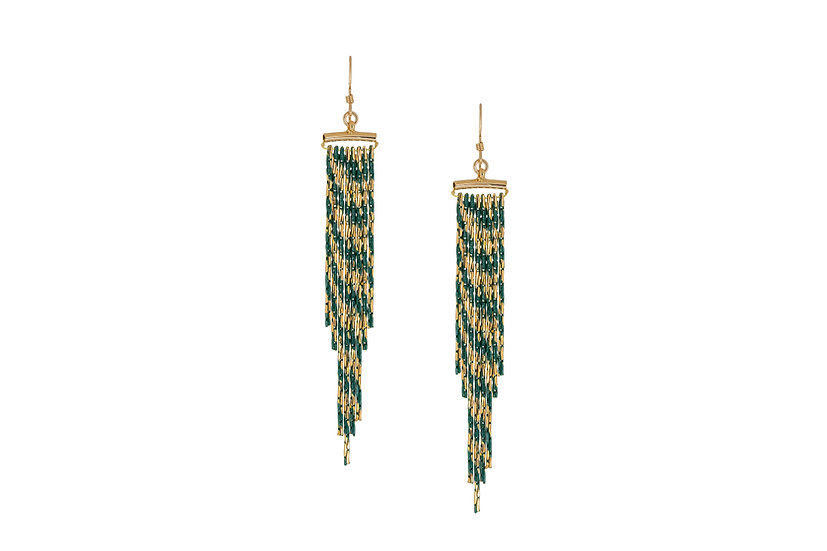 Chain Cascade Earrings
