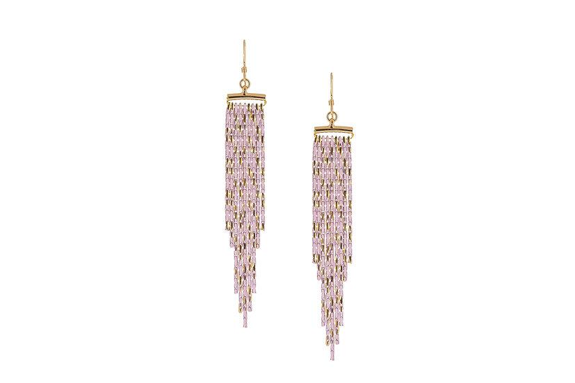 Cascade Chain Earrings
