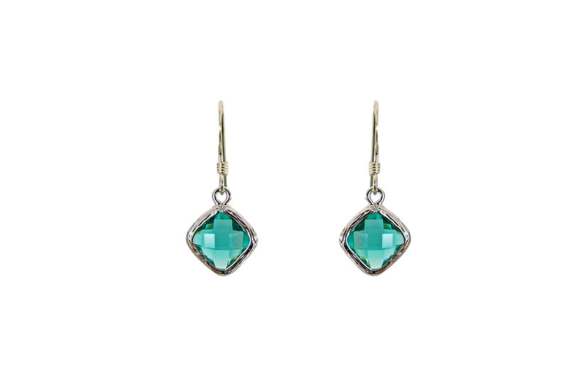 Tiny Color Therapy Silver | Cyrstal Turquoise