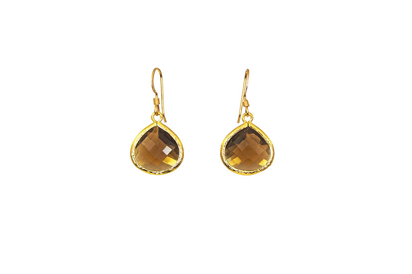 Classic Color Therapy Gold | Smokey Quartz