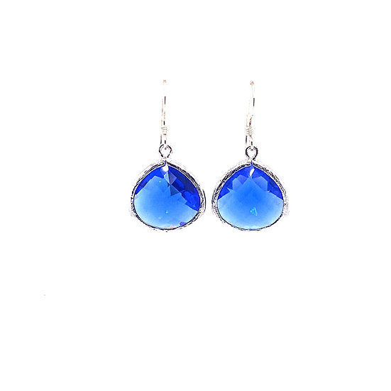 Classic Color Therapy Silver | Royal Blue