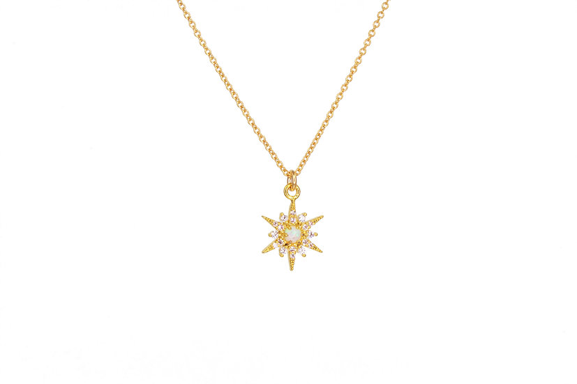 Opal Starburst