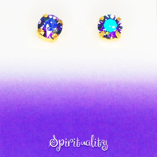 Spirituality Stud Earrings