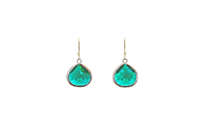 Classic Color Therapy Silver | Crystal Emerald