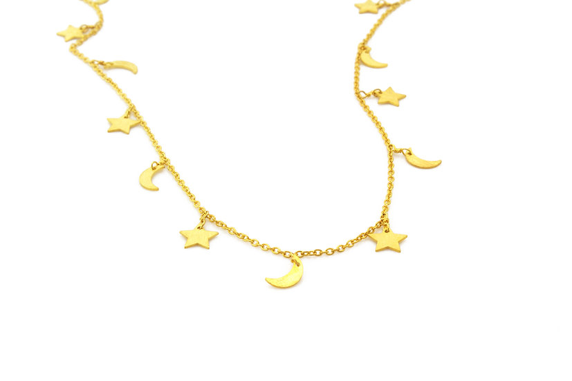 Stars & Moons Chain