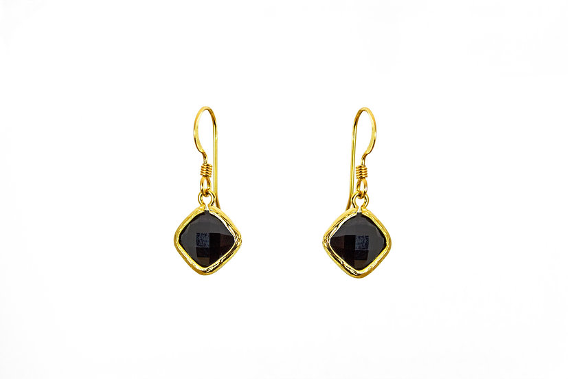 Tiny Color Therapy Gold | Black Onyx