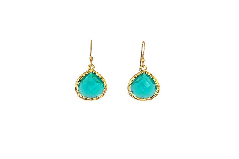 Classic Color Therapy Gold | Crystal Turquoise