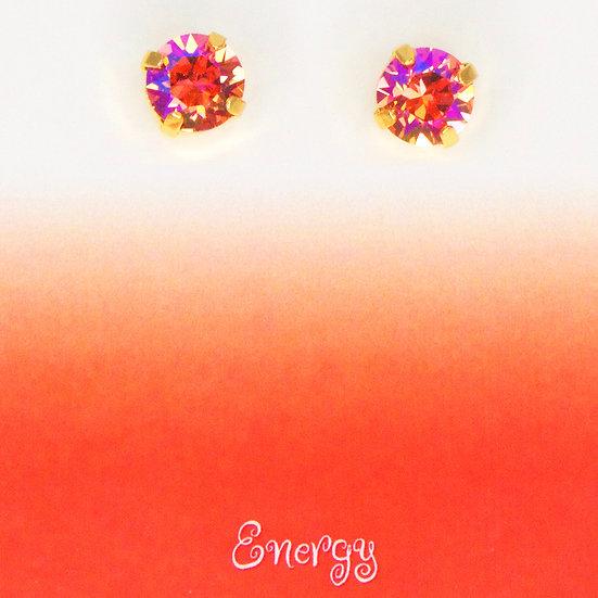 Energy Stud Earrings