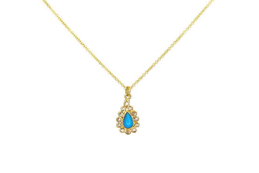 Turquoise + Diamond