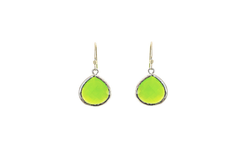 Classic Color Therapy Silver | Lime Green