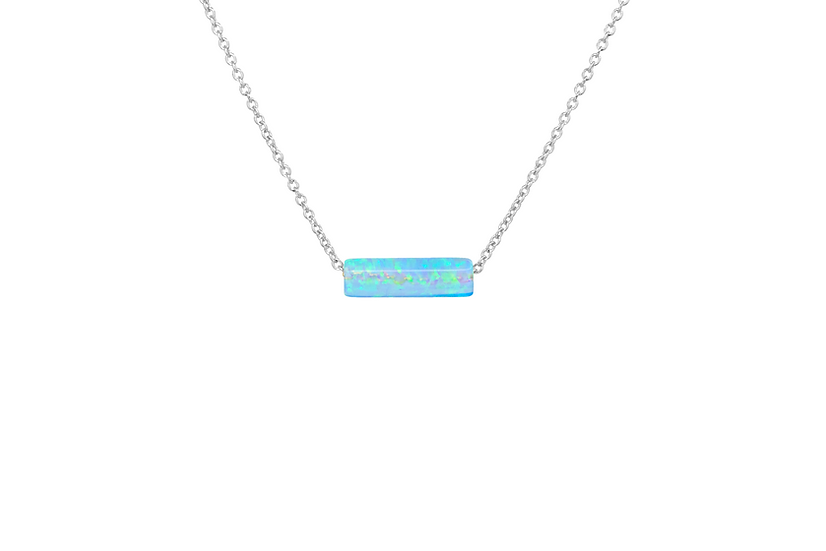 Opal and Sterling Silver