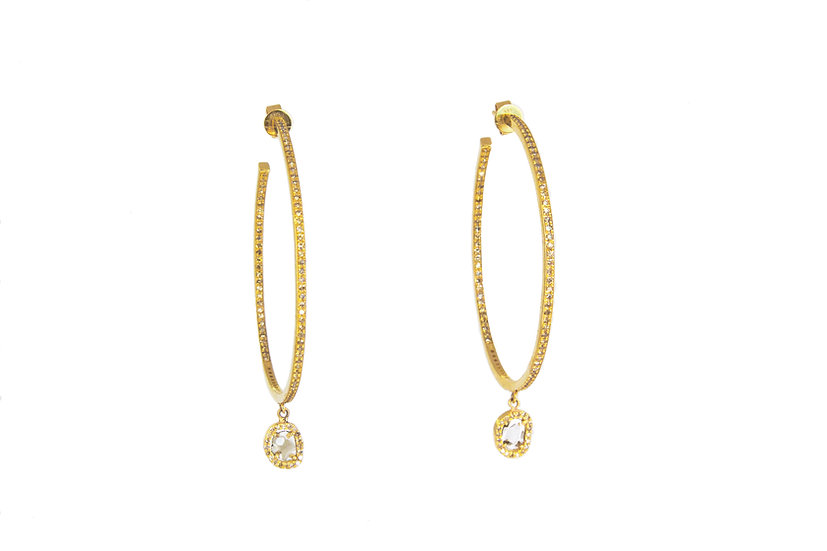 Diamond Slice, Diamond Hoops