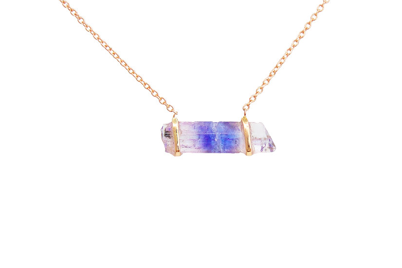 Pink and Purple Tanzanite