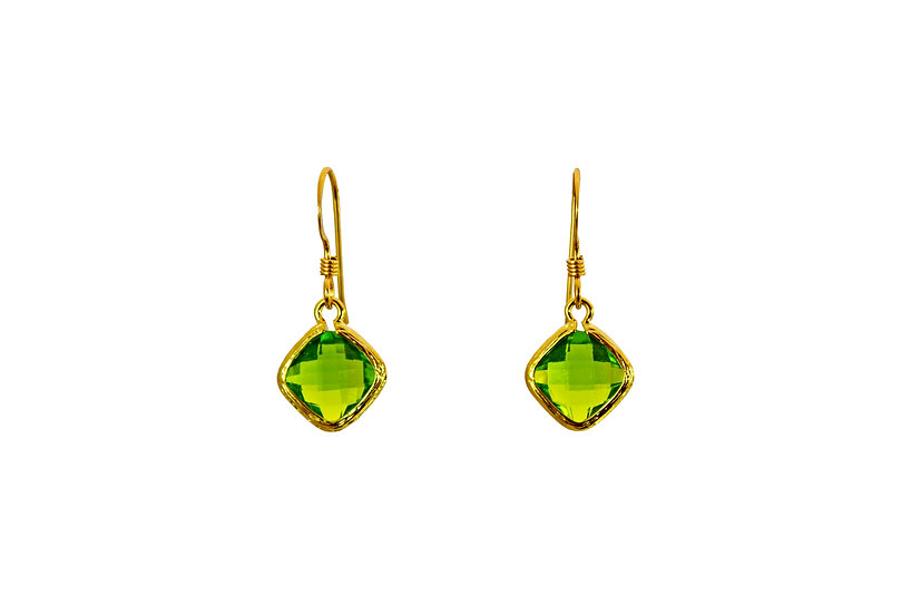 Tiny Color Therapy Gold | Bright Green