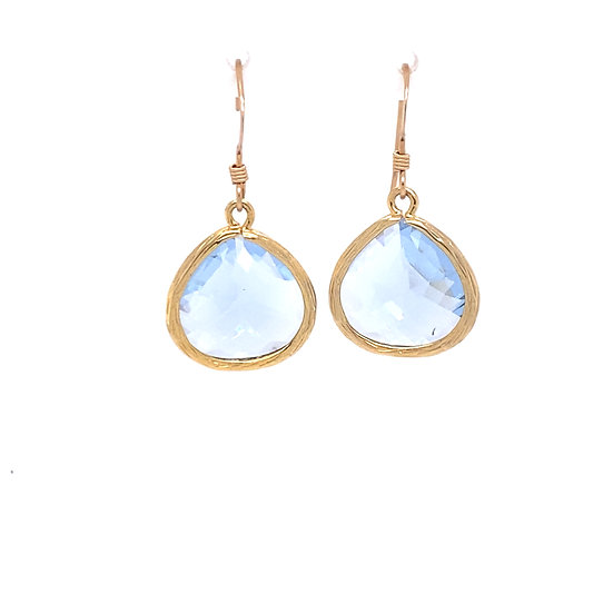 Classic Color Therapy Gold | Crystal Blue