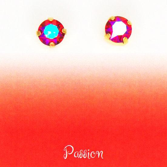 Passion Stud Earrings