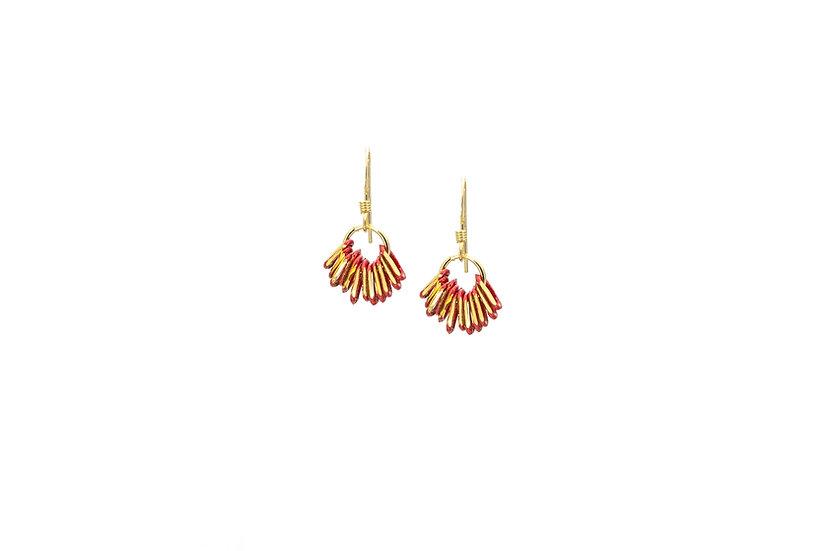 Mini Chain Earrings
